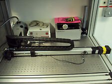 New listing Parker Linear Actuator Electric Cylinder 320mm Keyence Lv-H32 Robohand Rhc-1-R