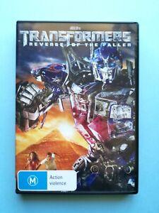 Transformers - Revenge Of The Fallen 🎬 DVD Region 4 PAL 🎬