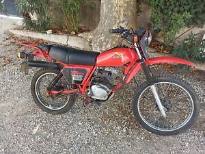 125 Honda XR