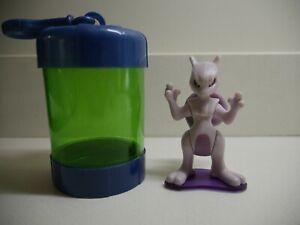 Vintage 1999 Pokemon Burger King Figures Toy / Pokeball - Mewtwo Action Figure