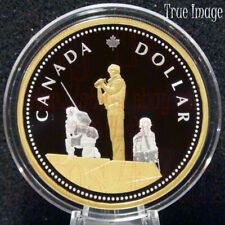 2019 Masters Club#5 Peacekeeping $1 Pure Silver Proof Renewed Dollar Coin Canada