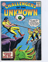 Challengers of the Unknown #44 DC Pub.1965