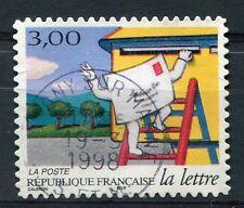 FRANCE - 1997, timbre 3067, JOURNEE de la LETTRE, auto-adhésif, oblitéré