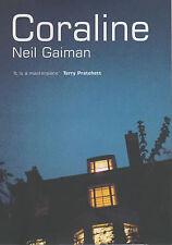 Coraline by Neil Gaiman (Hardback, 2002)