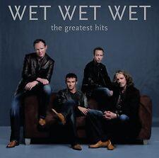 WET WET WET THE GREATEST HITS: CD ALBUM (2004)