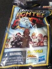 SDCC Comic Con 2012 Handouts HASBRO Star Wars Fighter Pods Sample Pack