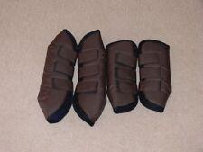 Pony, Mini/miniature horse travel boots Brown
