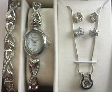 Montine Quartz Lady's Watch with Accessories