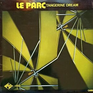 LP TANGERINE DREAM Le Parc