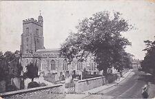 St Nicholas Parish Church,Sevenoaks,Kent Postcard