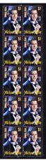MICHAEL BUBLE CANADIAN SINGER STRIP OF 10 MINT VIGNETTE STAMPS 5