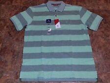 NWT IZOD Men's Newport Oxford Polo Shirt Size M Medium $48
