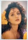 Bollywood Actor - Divya Bharti Bharati - India Rare Old Post card Postcard