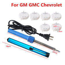 Gauge Instrument Cluster Repair Kit With 10pcs Bulbs 6x27 Stepper Motors For GM