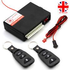 Universal Car Central Kit Door Lock Locking Keyless Entry System Remote Control