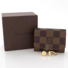 Louis Vuitton Vintage Vermeil 925 Sterling Silver Button Cufflinks