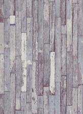 Vlies Tapete Erismann BRIX Unlimited 5937-08 Holz Optik Bretter Weiß Blau Grau