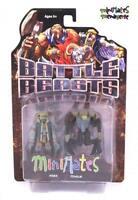 Battle Beasts Minimates Series 1 Merk & Fenruk