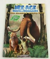 Ice Age Dawn of the Dinosaurs Jumbo Coloring and Activity Book 2009 20th Century