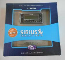 Sirius XM Radio Stratus SV3TK1 For Sirius Car & Home Satellite Radio Receiver