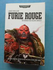 Furie Rouge - James Swallow -  Black Library - Warhammer 40.000 Blood Angels