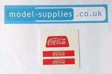 Matchbox 37A Commer Karrier Coca Cola reproducción tobogán transferencias Set