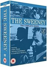 The Sweeney (14 Disc DVD Boxset) Complete Series All 53 Episodes John Thaw