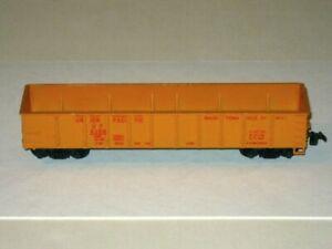 Vintage Tyco HO Scale UNION PACIFIC Railroad Gondola Train Car UP X159!