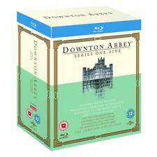 Downton Abbey Series 15 BLURAY 2010 DVD Region 2