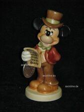 +# A004281 Goebel Archiv Muster Disney Micky Maus als Sänger 17-382 Plombe