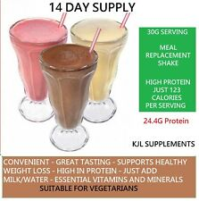 VLCD Slimming Protein Meal Replacement Shakes - Weight Loss Diet Supplements