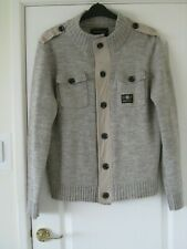 OSAKA TIGER ORIGINAL SERIES KNITTED JACKET SIZE LARGE STONE IN COLOUR FREE POST