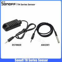 Sonoff AM2301 DS1820 Temperature Humidity Probe Sensor For Sonoff TH10 TH16