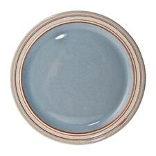 Denby 22.5 cm Heritage Terrace Dessert and Salad Plate Blue Slight Seconds