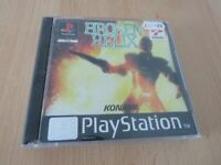 BROKEN HELIX,  PS1 pal