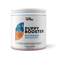 VetVittles Puppy Booster Multicare Food Supplement with Herbal Remedies, 8 oz