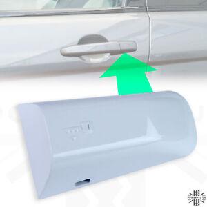 LH Door handle key lock piece Fuji White for Range Rover Evoque LRC867 cover
