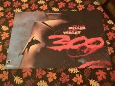 Frank Miller 300 Xerxes Exclusive Poster Litho Art New York Comic Con NYCC 2019