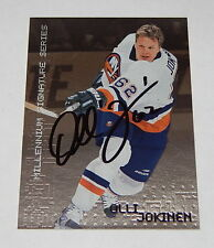 BAP Be A Player Ollie Jokinen Autograph 1999 R6853