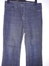 Debenhams maine ladies bootcut indigo jeans (14 reg leg)