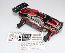 Traxxas 1/16 4WD E-Revo VXL Red Complete Rolling Chassis Roller Brushle 71076 54