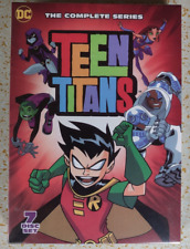 Teen Titans: The Complete Series (Dvd, 7-Disc) New