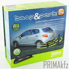 Valeo 632001 aide au stationnement pdc 4 capteurs Beep & park Kit arrière NEUF