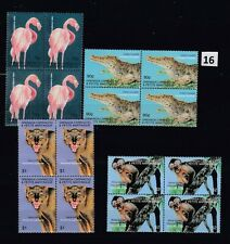 KV 4X GRENADA - MNH - BIRDS - ANIMALS