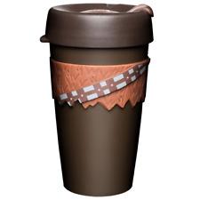KeepCup Star Wars Chewbacca Reuseable Plastic Coffee Cup Travel Mug - 16oz 454ml