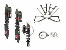 LSR Lone Star DC-4 Long Travel A-Arms Elka Stage 5 Front Rear Shocks YFZ 450