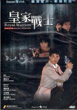 Royal Warriors DVD Michelle Yeoh Michael Wong Henry Sanada NEW R0 Eng Sub