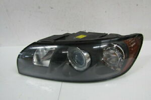 04 05 06 07 VOLVO S40 40 SERIES OEM LEFT HALOGEN HEADLIGHT E1