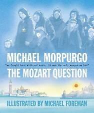 Nuevo la pregunta por Michael Morpurgo Mozart