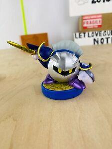 Amiibo META KNIGHT (Kirby Series)  Nintendo Wii U 3DS Switch